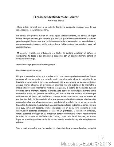 lectura-Ambrose-Bierce-El-caso-del-desfiladero-de-Coulter
