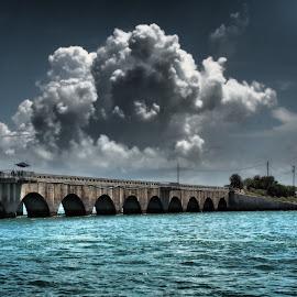by Jim Rabenstine - Landscapes Cloud Formations