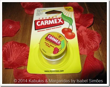 Bálsamo Labial Carmex - Cereja