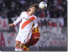 River Plate le ganó a Boca Unidos
