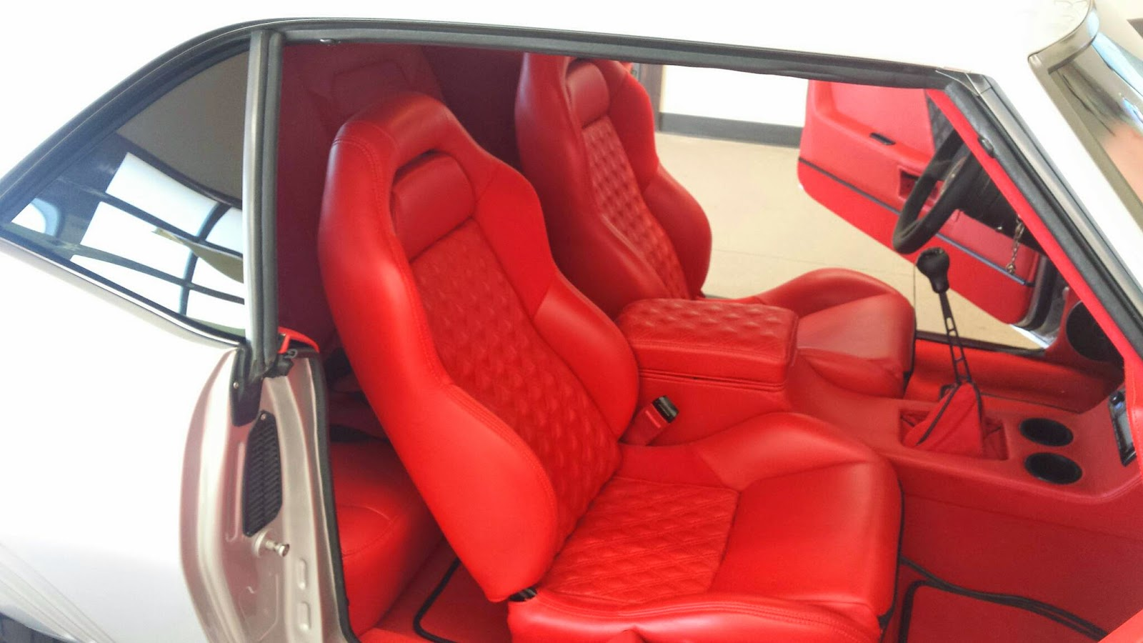 distinct customs camaro engraved motor and full red italian leather red leather. Black Bedroom Furniture Sets. Home Design Ideas