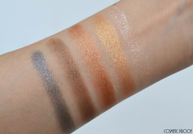 MAC Cosmetics Bao Bao Wan Veluxe Pearl Fusion Eyeshadow Palette Review Swatches (4)