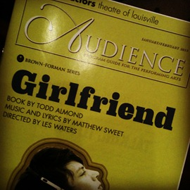 Girlfriend Musical, Matthew Sweet