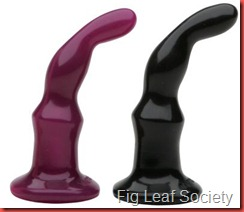 ProTouch Vibrating Silicone Plug