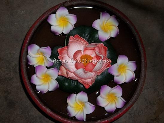 water flower vase