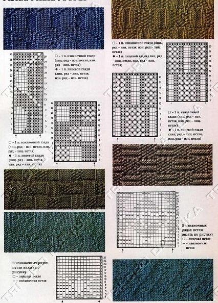 padrão trico 4