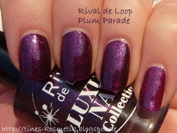 Rival de Loop Plum Parade 3