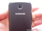 Samsung Galaxy Next - fotocamera e dorsale zigrinato