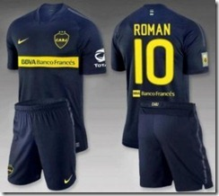 Camiseta Boca Juniors prxima temporada