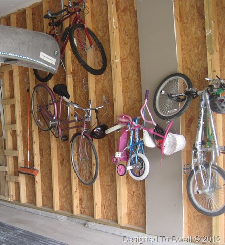 Designed To Dwell Garage Organization