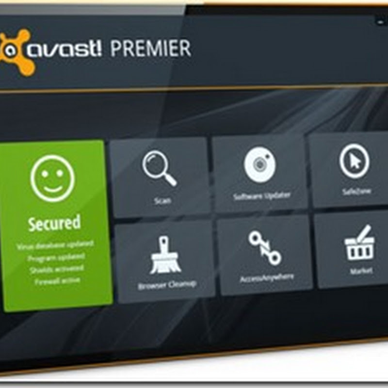 Avast Antivirus 8 With Crack Till 2050 (100% Working)!