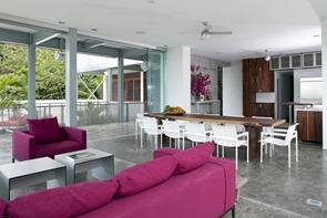decoracion-en-salon-y-cocina-integrada