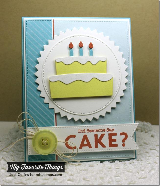 JULY MFT Cake