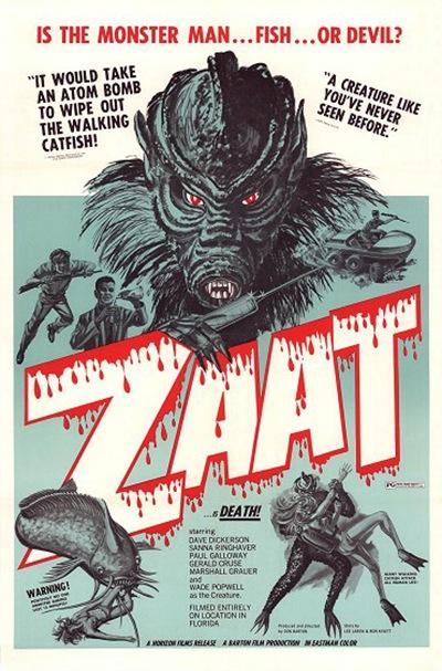 Zaat (1971) Poster