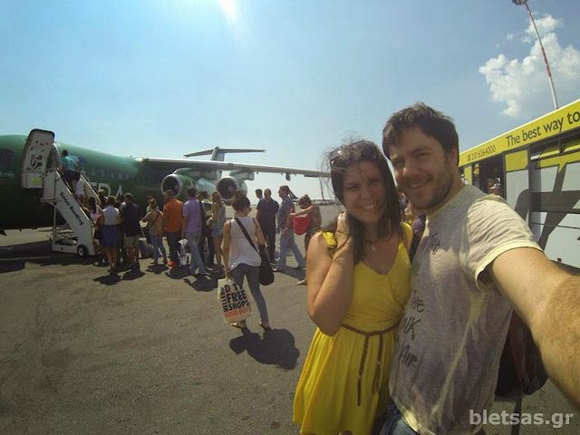 http://bletsas.gr/corfu Πετάξαμε με Astra Airlines από Θεσσαλονίκη για Κέρκυρα.