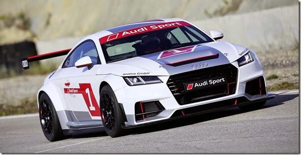 Audi TT de corrida (1)