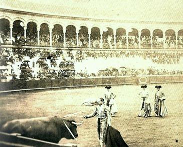 Guerrita en Sevilla (h. 1890) 001