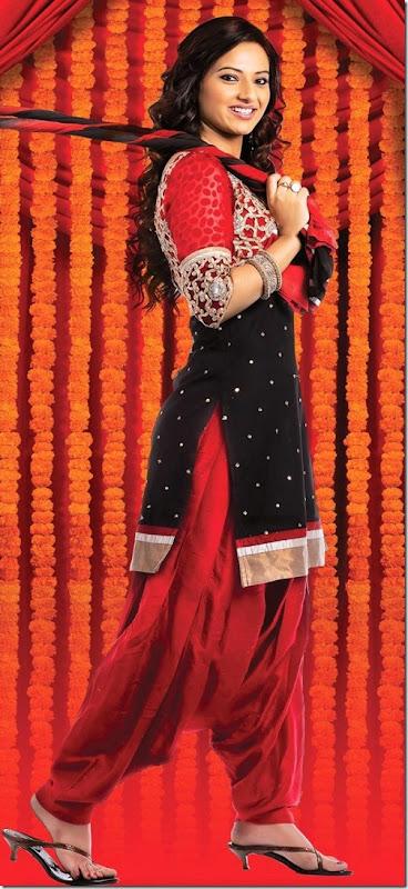 Actress Isha Chawla in Mr.Pellikoduku Movie Posters