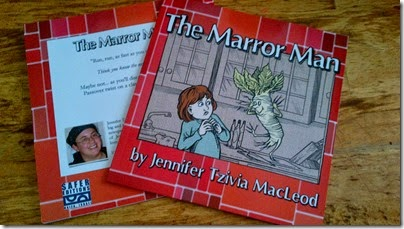 The Marror Man, by Jennifer Tzivia MacLeod