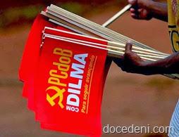 PCdoB - DILMA