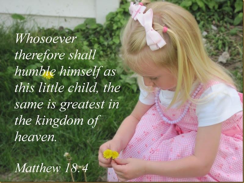 Matthew18.4