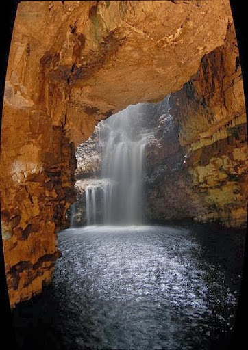 http://commons.wikimedia.org/wiki/File:Smoo_Cave_Waterfall,_Scotland_.jpg
