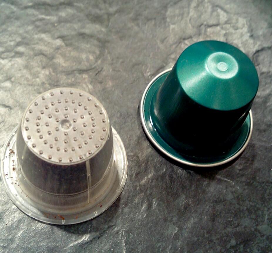 Produktinfo und test unterschied nespresso zu senseo for Nespresso professional kapseln
