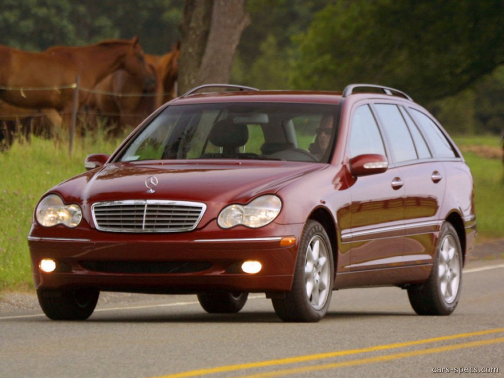 2002 mercedes benz c class wagon specifications pictures for 2002 mercedes benz c class