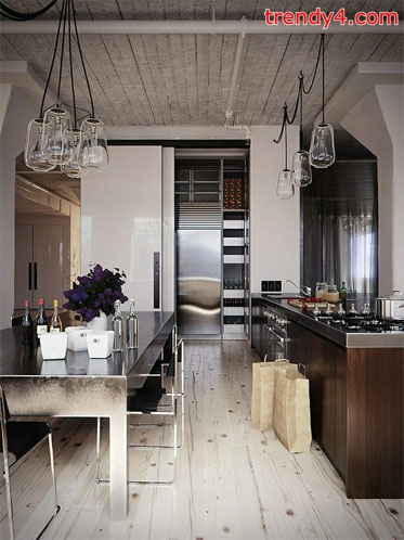 Modern Small Kitchen Designhome Interior Designs | Kitchen ...
