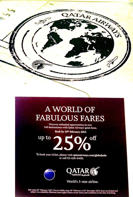 A World of Fabulous Fares