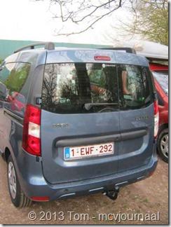 Dacia Dokker in Belgie 03