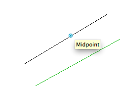 Blue midpoint
