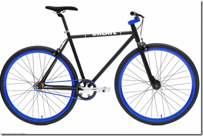 CREATE Freestyle Fixie