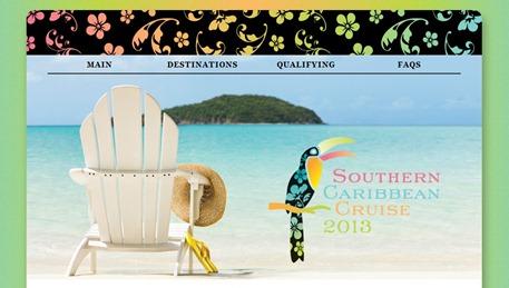 2013 Carribean Cruise Awaits