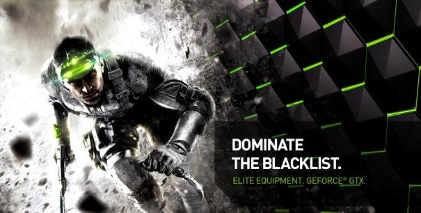 Ganhe o Jogo Splinter Cell: Blacklist na Compra de GPUs NVidia GeForce