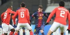 Hasil Spartak Moscow vs Barcelona Liga Champions Rabu 21 November  2012