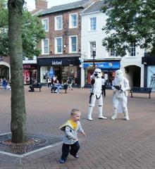 Stormtroopers in Carlisle