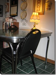 vintage table 005