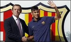 La Renuncia del Presidente del Barcelona