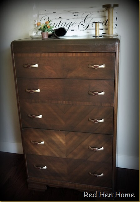 hen home the free waterfall chest of drawers