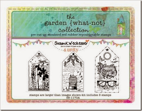Garden-What-Not-Stamp-set
