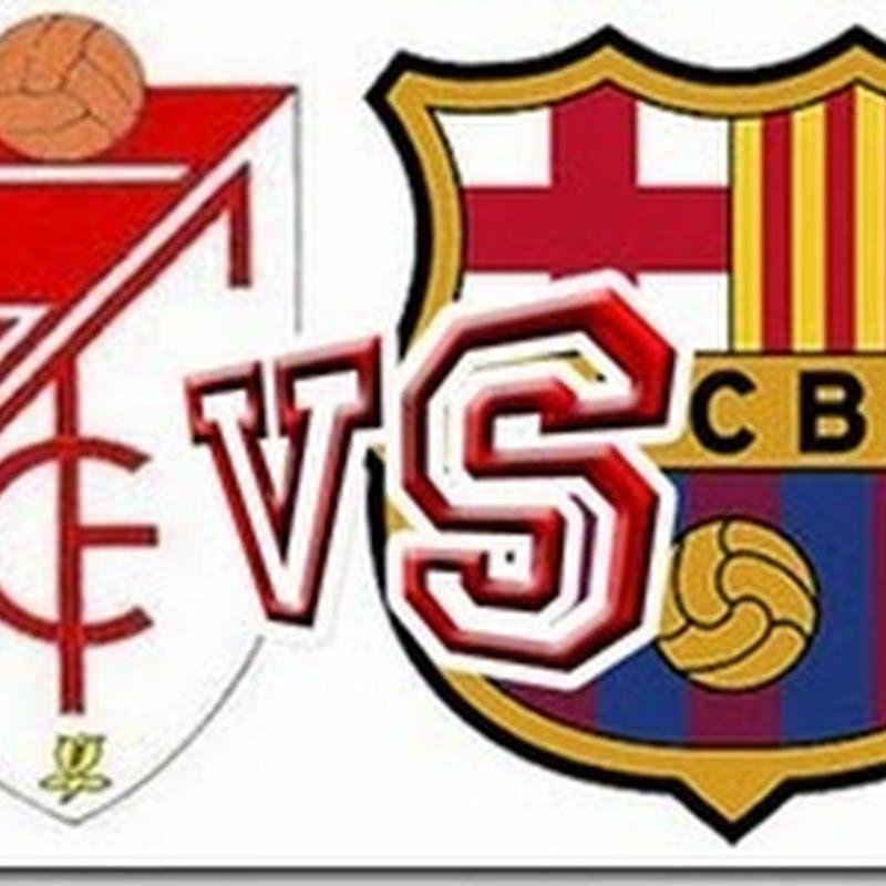Granada vs Barcelona: Hora y televisión