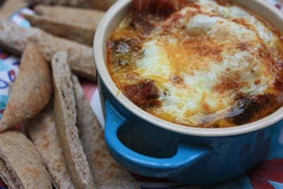 Ratty Baked Eggs