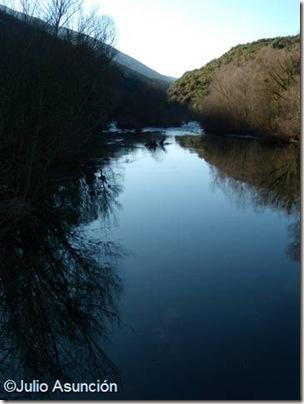 El río Salazar