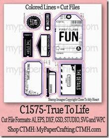 CTMH-C1575-True to life-450