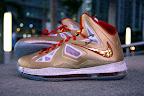 nike lebron 10 pe championship gold 6 01 Poor Mans Championship Gold Nike LeBron X iD by TWNTY8