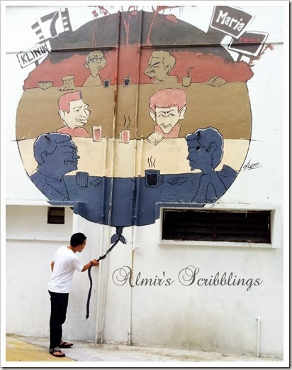 street art shah alam