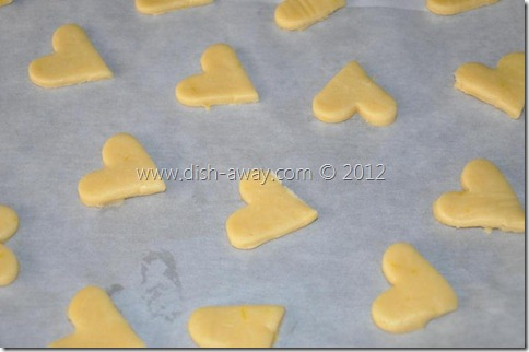 Butter Cookies Recipe by www.dish-away.com