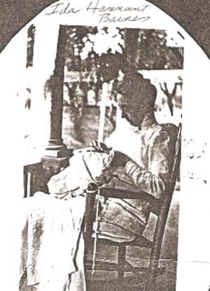Ida Hannant Barnes Quilting