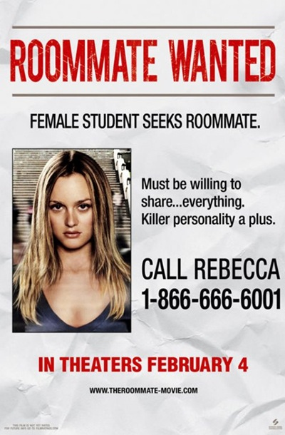 Worst Movies of 2011 The Roommate